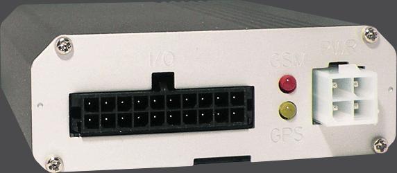 AVL - AVL Digi-Track - Conexões