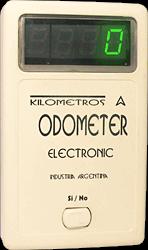 Odômetro - Odometer