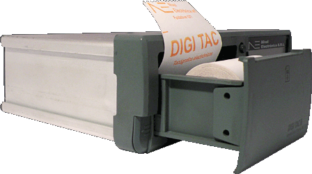 Tacógrafo digital - DIGI TAC evolution - Impresora