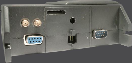 Tacógrafo digital - DIGI TAC OBC/Card 2V - Conexões