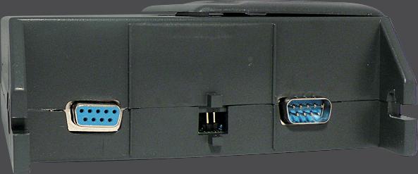 Tacógrafo digital - DIGI TAC RPM II - Conexiones